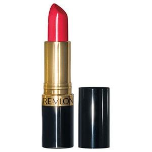 Revlon Super Lustrous - Creme Lipstick, Love That Red- .15 oz