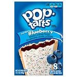 Pop Tarts Toaster Pastries, Frosted Blueberry
