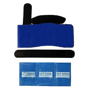 I.C.E. Down Cold Therapy Wrap, Shoulder, Large- 1 ea