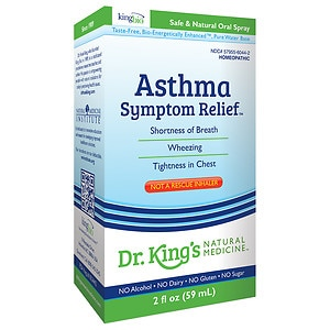 Natural Medicine by King Bio Asthma Freee