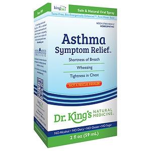 Dr. King's Natural Medicine Asthma Symptom Relief- 2 fl oz