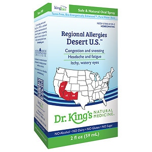 Natural Medicine by King Bio Formula 2: Desert U.S.