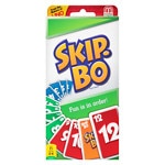 Mattel SKIP BO Card Game- 1 ea