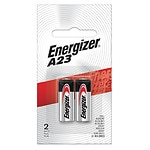 Energizer Mercury Free Electronic Battery, # A23BPZ-2