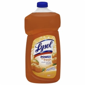 Lysol Power & Fresh Multi-Surface Cleaner, Juicy Tangerine & Mango Essence