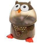 Crane Adorable Ultrasonic Humidifier, Owl- 1 ea