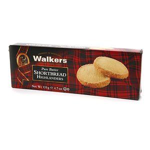 Walkers Shortbread Pure Butter Shortbread Highlanders