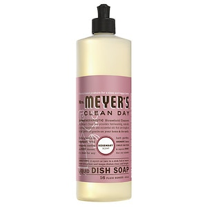 Mrs. Meyer's Clean Day Liquid Dish Soap, Rosemary