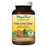 MegaFood Kid's One Daily, Tablets, Size