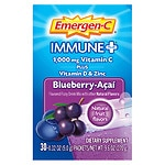 Emergen-C Immune+, Blueberry Acai- .3 oz