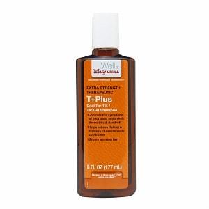 Walgreens T+Plus Tar Gel Dandruff Shampoo
