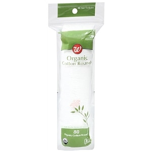 Walgreens Organic Cotton Rounds