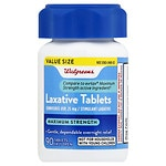 Walgreens Laxative Pills- 90 ea