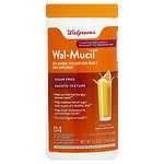 Walgreens Wal-Mucil 100% Natural Sugar Free Fiber Powder- 23.4 oz