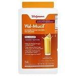 Walgreens Wal-Mucil 100% Natural Psyllium Seed Husk Bulk Forming