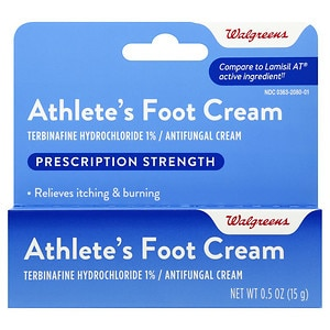 Walgreens Athlete's Foot Antifungal Cream, .53 ea