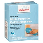 Walgreens Reusable Multi-Purpose Cold Compress- 1 ea