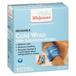 Walgreens Reusable Cold Pack