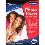 Walgreens Premium Photo Paper Glossy 8.5 x11in