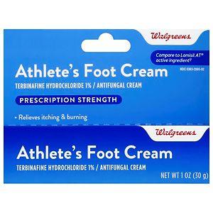 Walgreens Athlete's Foot Cream- 1 oz