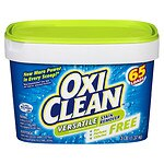 OxiClean Versatile Stain Remover, Perfume Free & Dye Free