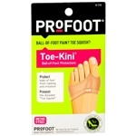 ProFoot Toe-Kini Ball-of-Foot Protectors