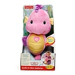 Fisher-Price Soothe & Glow Seahorse, Ages 0-36 months- 1 ea