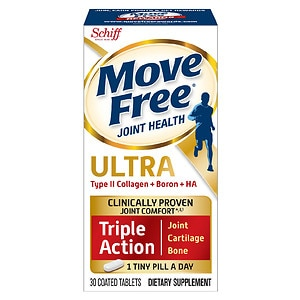 Schiff Move Free Ultra  Dietary Supplement with UCII, Tablets, 30 ea