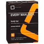 Every Man Jack Body Bar, Citrus