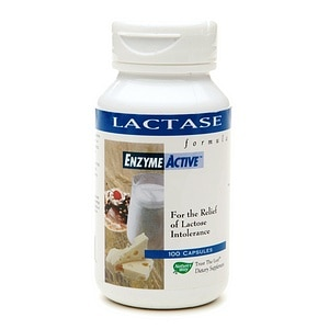 Nature's Way Lactase Formula, Enzyme Active