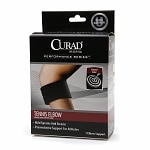 Curad Tennis Elbow Strap, Deluxe, Universal, 21 Inches