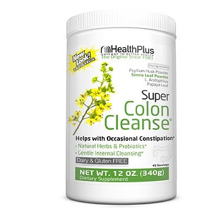 Health Plus Super Colon Cleanse, 12 oz Health Fitness Skin Care Beauty Supply Deals