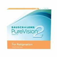 PureVision2 For Astigmatism Contact Lens