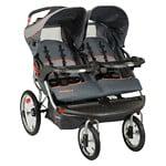 Baby Trend Navigator Double Jogging Stroller, Vanguard- 1 ea