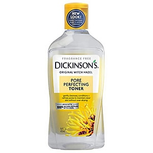 Dickinson's witch hazel-Daily Facial Toner