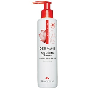 derma e Vitamin A Glycolic Cleanser