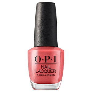 OPI Touring America Collection Nail Lacquer, My Address is Hollywood- .5 fl oz