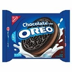 Oreo Creme Sandwich Cookie, Chocolate- 15.25 oz