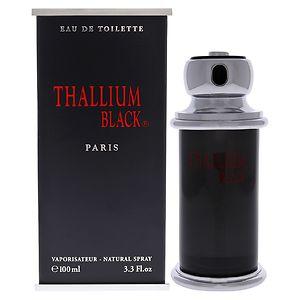 Thallium Black by Jacques Evard Eau de Toilette Spray for Men