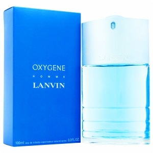 Lanvin Oxygene Eau de Toilette Spray for Men- 3.3 oz