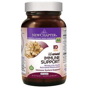New Chapter LifeShield Immune, Capsules- 120 ea