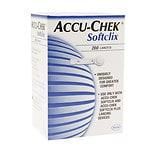 Accu-Chek Softclix Lancets- 200 ea
