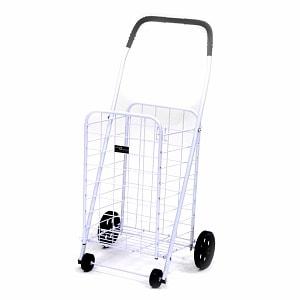 Easy Wheels Shopping Cart Mini-A, White