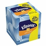 Kleenex Anti-Viral Facial Tissue, 68 sheets