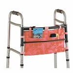 Nova Bag For Folding Walker, Aloha Pink- 1 ea