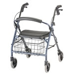 Nova Cruiser Dlx. Jr. Rolling Walker, Blue