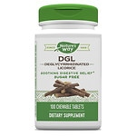 Enzymatic Therapy DGL-Fructose Free, Chewable Tablets