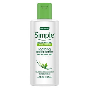 Simple Soothing Facial Toner- 6.7 fl oz