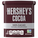 Hershey's Unsweetened Cocoa Can, Hazelnut- 8 oz