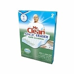 Mr. Clean Magic Eraser with Febreze Fresh Scent Bath Scrubber, Meadows & Rain- 2 ea